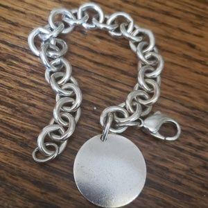 Tiffany & Co. Jewelry - Tiffany & Co.- Return to Tiffany Tag Bracelet